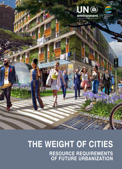 Weight of Cities report cover